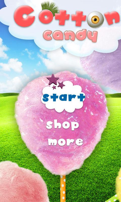Cotton Candy - Cooking game- screenshot