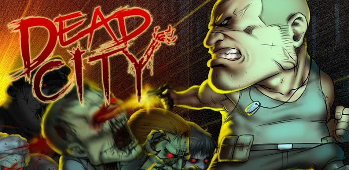 Dead City (Город Мертвых) скачать игру на андроид