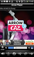 Screenshot of Arrow Caz
