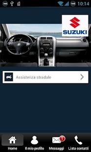SUZUKI ROAD ASSISTANCE- screenshot thumbnail