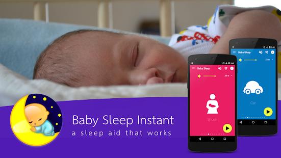 Baby Sleep White Noise Lullabies For Newborns Apps On