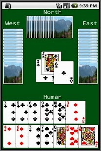 Hearts Card Game (JDHearts)- screenshot thumbnail