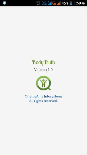 BodyTruth Health Calculator