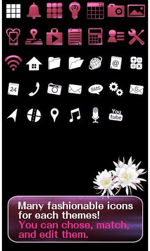 Beautiful Theme Moonlit Beauty 1.0 Windows u7528 4