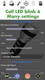 Disco Light™ LED Flashlight - screenshot thumbnail