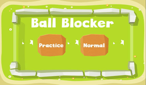 Ball Blocker