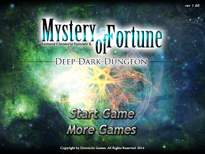 Mystery of Fortune Screenshot