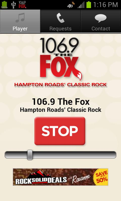 106.9 The Fox - screenshot