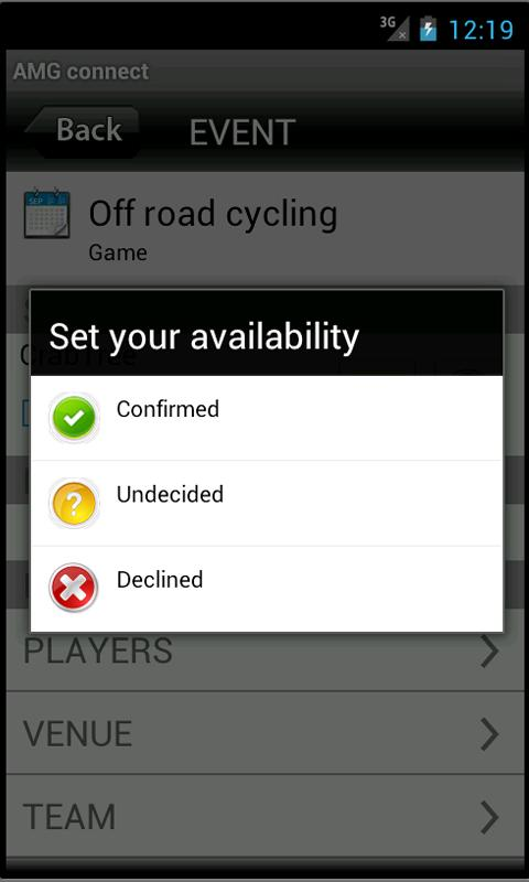 Arrange My Game- screenshot