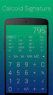Calcoid™ Scientific Calculator