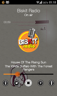 Biskit-Radio 1