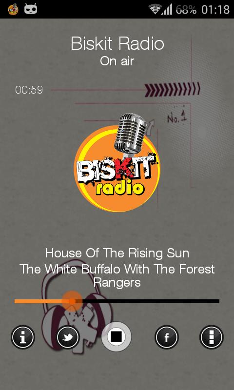 Biskit-Radio 13