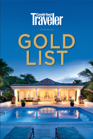 Condé Nast Traveler Gold List