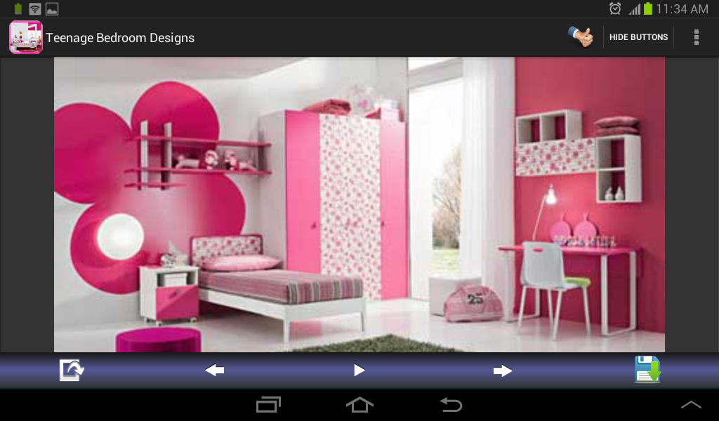 Teenage bedroom designs android apps on google play for Design your own teenage bedroom