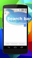 Screenshot of Speed Internet Browser