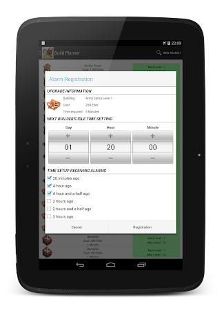 Planner for Clash of Clans 1.0.8 screenshot 97652