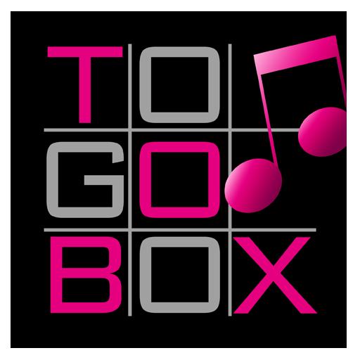 TOGOMusic LOGO-APP點子