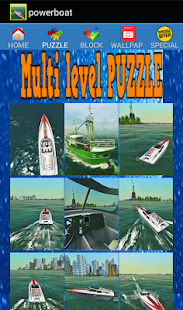 Real Powerboat Game