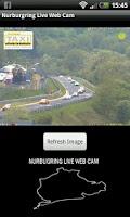 Screenshot of Nurburgring Live Web Cam