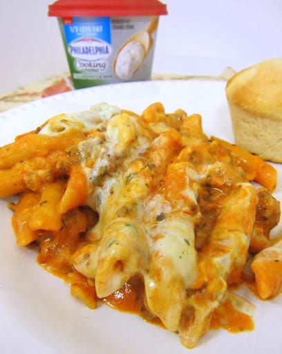 Philadelphia pasta recipes tuna