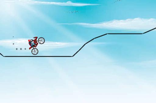 Silicon Bike on ride