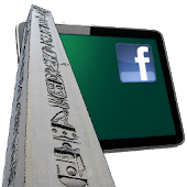 The Obelisk, a Facebook Widget
