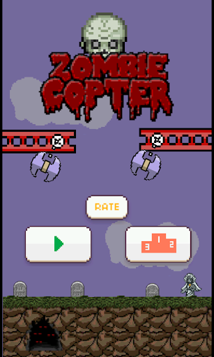 Zombie Copters