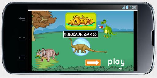 Dinosaur games free