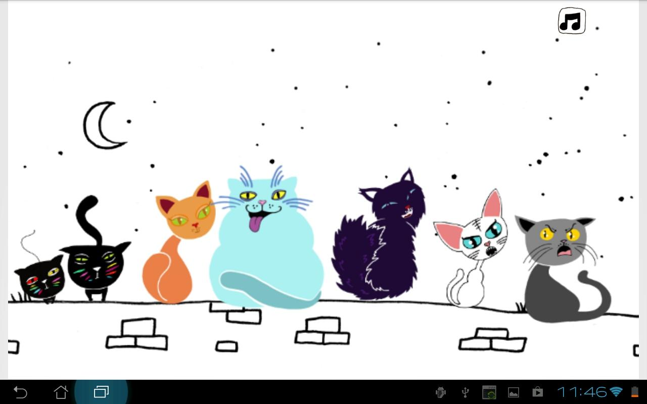 Cat Orchestra- screenshot