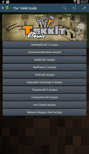 Tekkit Recipes - Apps on Google Play
