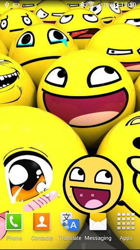 笑脸动画壁纸