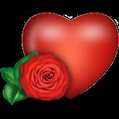 Valentine'sDay OrbClock widget