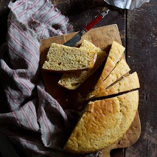 Savory Irish Cheese Soda Bread