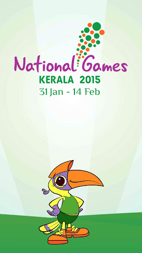 National Games Torch Relay