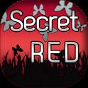 Theme SecretRED HD Go Launcher icon