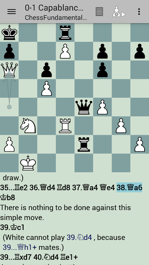 Chess PGN Master- screenshot