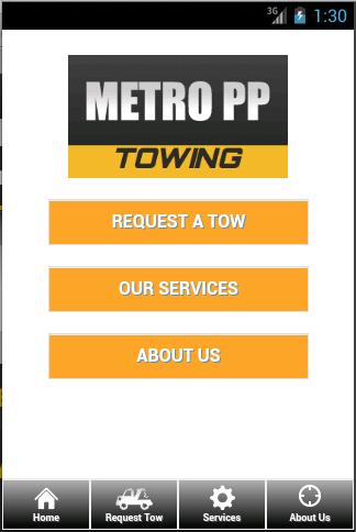 Metro PP Towing