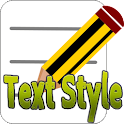 Text Styles (BBM Ready) icon