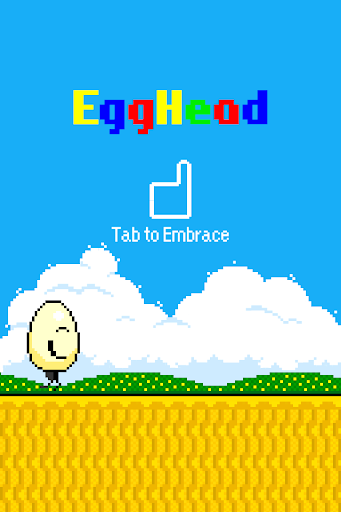 EggHead Runaway-Endless Runner