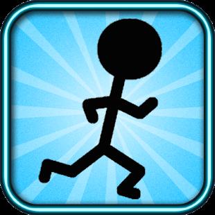 Stickman Run HD