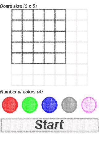 Balls in a maze