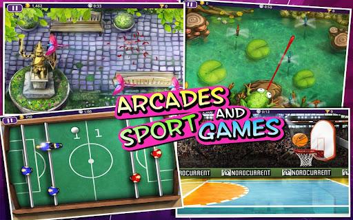 101-in-1 Games HD 1.1.6 screenshots 1