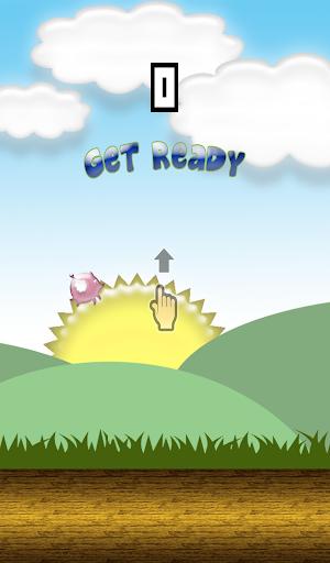 Floppy Pig Free Tap n Fly Game