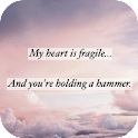 Break Up Quote Wallpapers icon