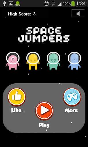 Space Jumpers - FREE