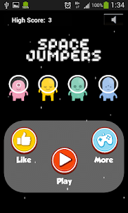 Space Jumpers - FREE- screenshot thumbnail