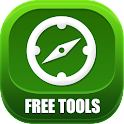 FREE Tools:Compass logo