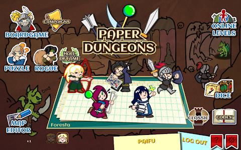 Paper Dungeons v1.04