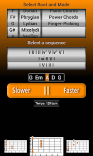 ChordGen - Chord Progression - screenshot thumbnail