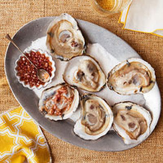 Oysters On The Half Shell Recipes.